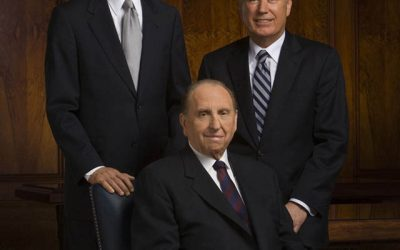16. Präsident der Kirche Jesu Christi der Heiligen der Letzten Tage